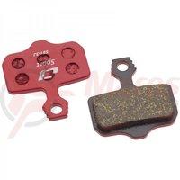 Placute frana Jagwire Mountain Sport (DCA079) semi-metalice compatibile la toate modelele Avid Elixir