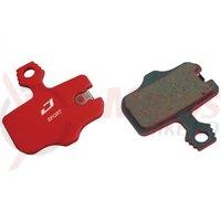 Placute frana Jagwire Mountain Sport (DCA086) cu sistem de avertizare a uzurii compatibile Avid Elixir