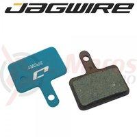 Placute frana Jagwire Mountain Sport (DCA716) organice compatibile Shimano Deore (M515,M515M,M515-LA,M525,M515-LA-M,M415,M465,M475,M485,M495,C501,C601) AM