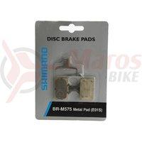 Placute frana Shimano BR-M575 metalice
