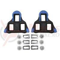Placute papuci Shimano SM-SH12 negru/albastru