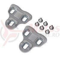 Placute pedale XLC PD-X07 pentru pedale Look 9 grade gri