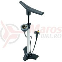 Pompa podea Topeak Joe Blow Race 200PSI/14Bar alba