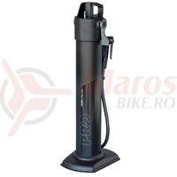 Pompa PRO team compressor cu recipient de aer presurizat pentru anvelope tubeless