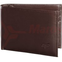 Portofel Fox Bifold Leather Wallet brown