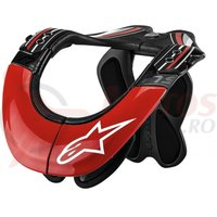 Protectie gat Alpinestars BNS Tech Carbon support anther