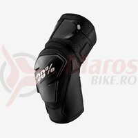 Protectie Fortis Knee Guard Black
