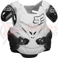 Protectie Fox Airframe Pro Jacket CE black/white