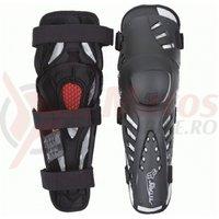 Protectie Fox Titan Pro genunchi/tibia Grd CE black