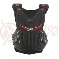 Protectie Leatt Chest Protector 3Df Airfit Black/Red