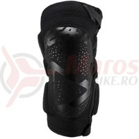 Protectie Leatt Knee Guard 3Df 5.0 Zip black