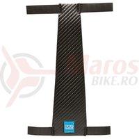 Protectie pentru tija de sa PRO M 125mm negru
