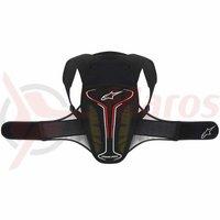 Protectie spate Alpinestars Evolution Back Protector black/white/red