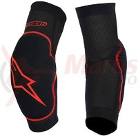 Protectii coate Alpinestars Paragon Elbow Guard black/red