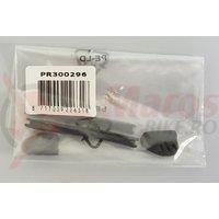 Protectii de tample si nas pentru ochelari PRO pentru Torque / 1set bk
