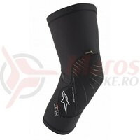 Protectii genunchi Alpinestars Paragon Lite Knee Protector black