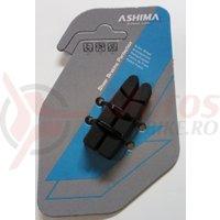 Rezerva Ashima AR45R-P-AL (Standard Shimano, Campagnolo) ptr.saboti, neagra