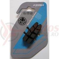 Rezerva Ashima AR46R-P-AL (Standard Shimano, Campagnolo) ptr.saboti, neagra