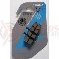 Rezerva Ashima AR46R-P-CA1 (Standard Shimano, Campagnolo) ptr.saboti cursiera, ptr.jante de carbon de 23-28mm