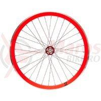 Roata fata single speed/fixie 700x32H-40 mm SXT rosie
