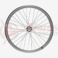 Roata spate single speed/fixie 700x32H-40 mm SXT silver