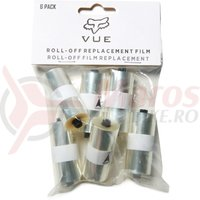 Role de inlocuire Fox Vue Roll Off Film - 6PK clr