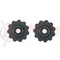 Rotite schimbator Ball-bearings black Tacx