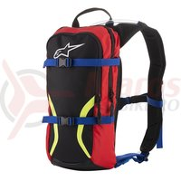 Rucsac Alpinestars Iguana Hydration black/blue/red/yellow