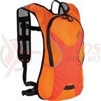 Rucsac BBB LiteFuel hidratare 7L portocaliu/rosu C