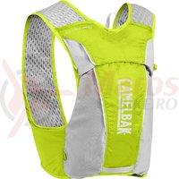 Rucsac Camelbak Ultra Pro Vest M rezervor 0.5l quick stow flask lime punch/silver