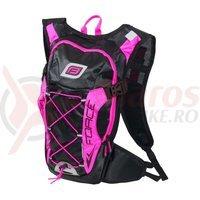 Rucsac Force Aron Pro 10l negru/roz