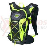 Rucsac Force Aron Pro Plus 10L negru/fluo