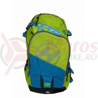 Rucsac Multifunctional Haven Luminite Ii 18L, Verde   Albastru