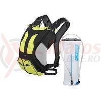 Rucsac Shimano Unzen 10L Hydration Daypack Lime Yellow
