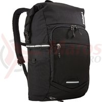 Rucsac Thule PNP Commuter Backpack cu husa ploaie neagra