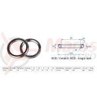 Rulment cuvete FSA TH-870G ACB 45x45 1