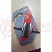 Saboti Ashima ARS45CA-P-HU-AL, Cyclocross, 54mm, negri