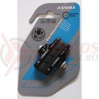 Saboti Ashima ARS46CR-P-B-CA1 (compatibili Shimano) ptr, jante de carbon de 23-28mm