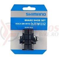 Saboti de frana cu rezerve Shimano BR-9010 R55C4