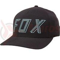 Sapca Fox Barred Flexfit Hat black