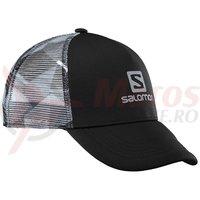 Sapca Salomon Urban Summer Logo cap neagra barbati