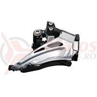 Schimbator fata Shimano Deore FD-M6025-L 2x10 Low clamp Top swing