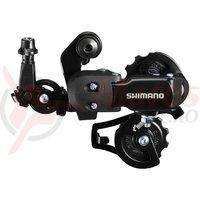 Schimbator spate Shimano Tourney RD-FT35-A 6/7v super short cage