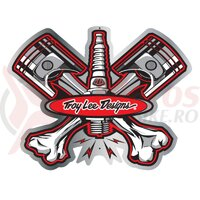 Semn metalic Troy Lee Designs Pistonbone