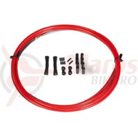 Set cabluri + camasi schimbator RFR universal sport rosu