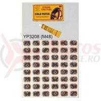 Set petice YP3208(M48) Thumbs Up, cu solutie pentru biciclete