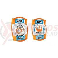 Set Protectie Seven-Star Wars portocaliu