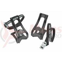 Set ratrape Toe-clips 45 Christophe + curele ZEFAL L/XL