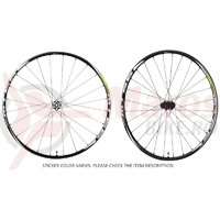 Set roti Shimano WH-MT66-29 OLD 100/135 E-Thru 15 mm/12mm negru/monoton