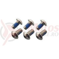 Set suruburi rotor disc Fibrax FCB1128